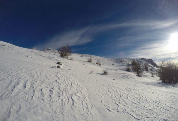 Ski de tura Domasnea (5/9)