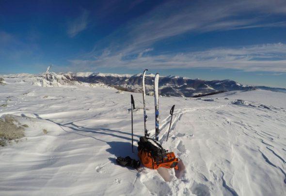 Ski de tura Domasnea (6/9)