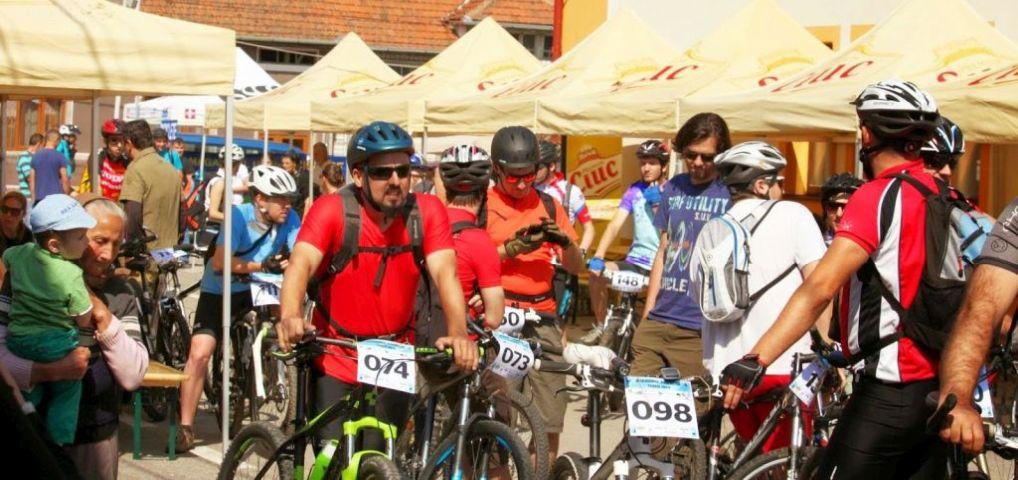 Bicicleală bănăţeană