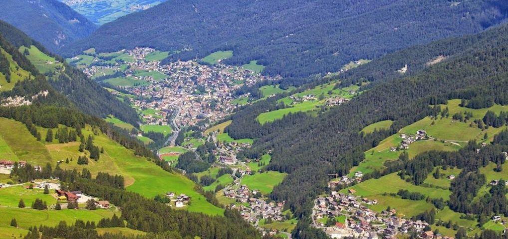 Ciampinoi – Gardena Pass