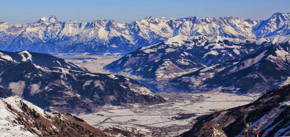 6 zile cu soare la ski(Kaprun-Zell am See)